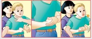 CPR Classes - Heimlich Maneuver