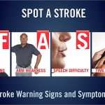 F.A.S.T. - The Warning Signs of a Stroke