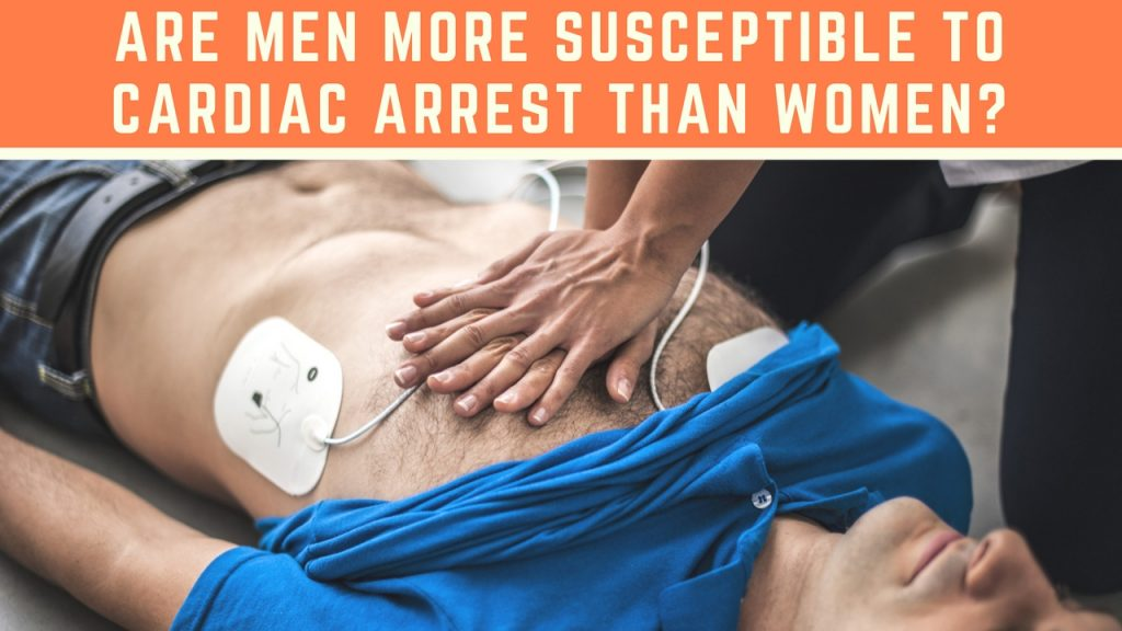 men cardiac arrest