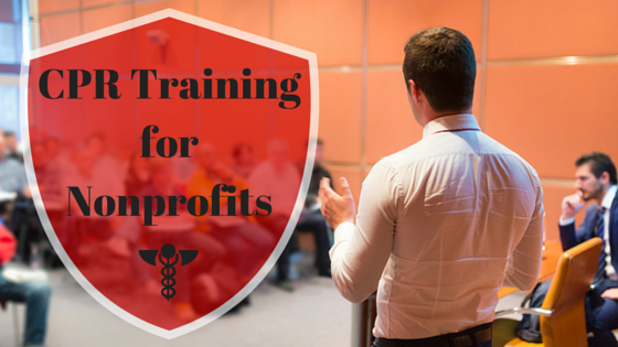 CPR Training for Nonprofits