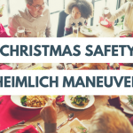 Christmas Safety: Heimlich Maneuver