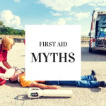 first aid myths