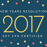Looking for the Right New Year's Resolution? Become CPR-Certified Today