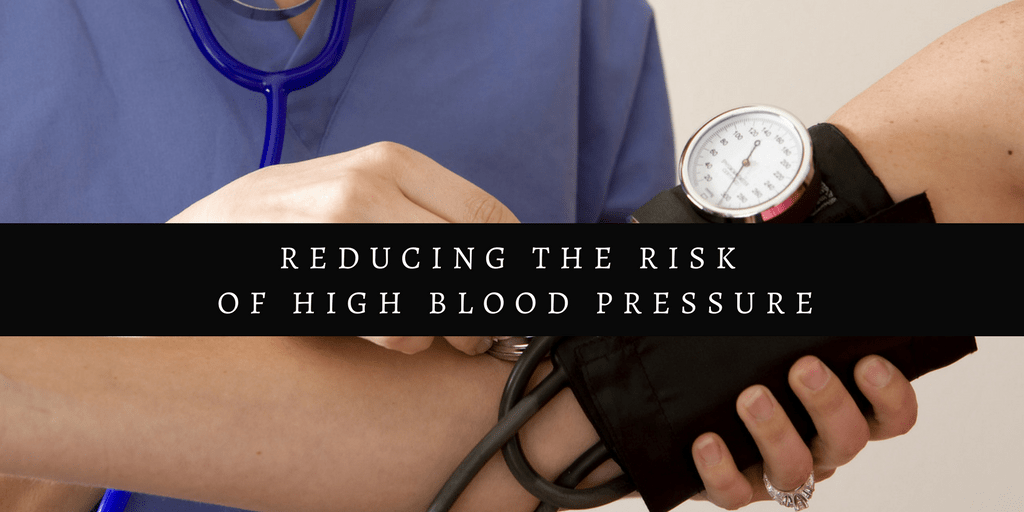 Reducing the Risk of High Blood Pressure