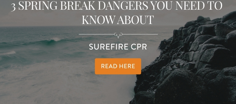 3 Spring Break Dangers You Need to Know About