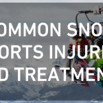 Common Snow Sports Injuries and How to Treat Them