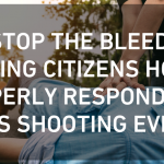Stop the Bleed: Training Citizens How to Properly Respond to a Mass Shooting Event