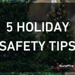 5 Holiday Safety Tips