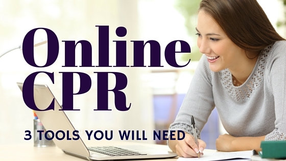3 Tools You Will Need for Online CPR and ACLS Certification Courses ...