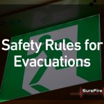 Safety Rules for Evacuations