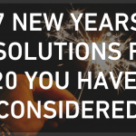 7 New Year's Resolutions You Haven't Considered