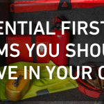Essential First Aid Items You Should Have in Your Car