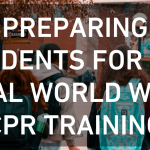 Preparing Students for the Real World with CPR Training